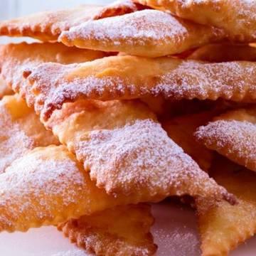 De moelleux Beignets pour Mardi-Gras.