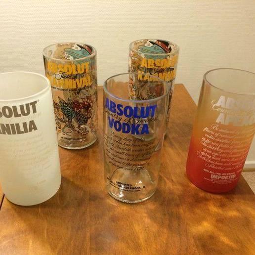 Comment transformer vos bouteilles en verres originaux?