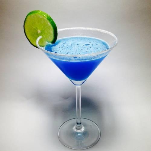 photo du cocktail Blue Margarita