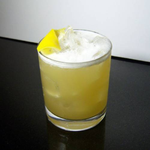 photo du cocktail Boston Sour