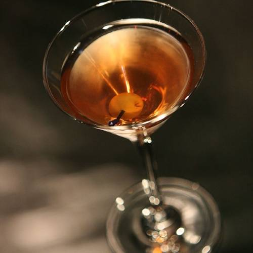 photo du cocktail Dry Rob Roy