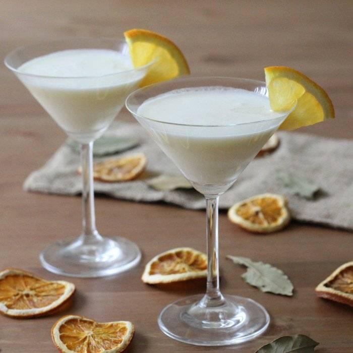 photo du cocktail Lady Love Fizz