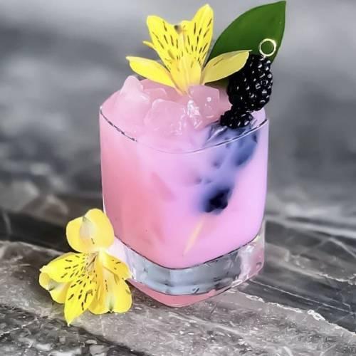 photo du cocktail Pink Moon
